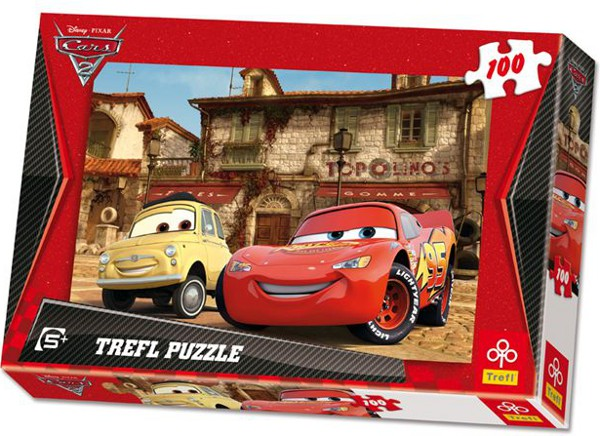 100 EL. CARS 2, KUMPLE