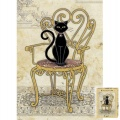 1000 EL. Cats Chair, Jane Crowther HEYE