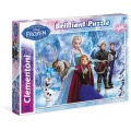 104 EL. Brilliant Frozen CLEMENTONI