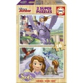 2x16 EL. Sofia the First EDUCA