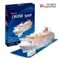 3D Cruise Ship PUZZLE
