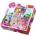 3w1 My Little Pony TREFL