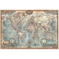 4000 EL. The World, Executive Map Educa