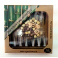 ALBI BAMBUSOWE MINI GRY - BACKGAMMON