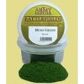 ARMY PAINTER BASING MOSS GREEN FLOCK
