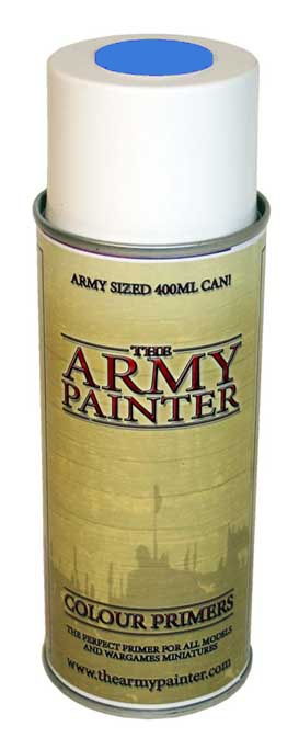 ARMY PAINTER - PRIMER CRYSTAL BLUE