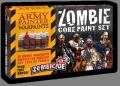 ARMY PAINTER ZOMBICIDE: ZOMBIE CORE PAINT SET