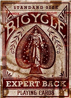 Bicycle: Expert Back RED