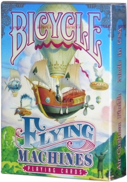 Bicycle: Flying Machines