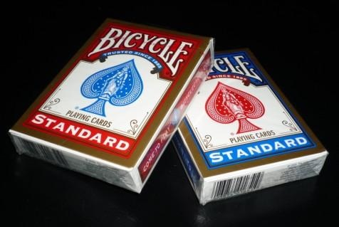 Bicycle: Rider Back Standard