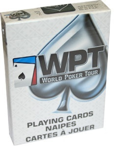 "Bicycle: ""World Poker Tour"" Bee"