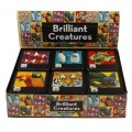 BRILLIANT CREATURES SLIDING PUZZLES