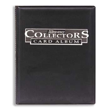 Collectors Card Album 10x4 czarny