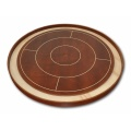 Crokinole Marron