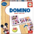 Domino Drewniane, Mickey i Minnie EDUCA
