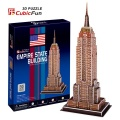 Empire State Building PUZZLE 3D