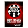 Fournier World Series Of Poker 100% plastic