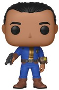 Funko POP Games: Fallout 76 - Vault Dweller (Male)
