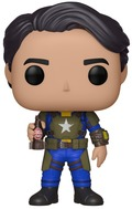 Funko POP Games: Fallout - Vault Dweller Male