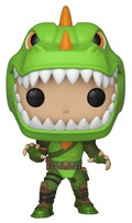 Funko POP Games: Fortnite S3 - Rex (Glow in the Dark)