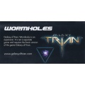 GALAXY OF TRIAN WORMHOLES