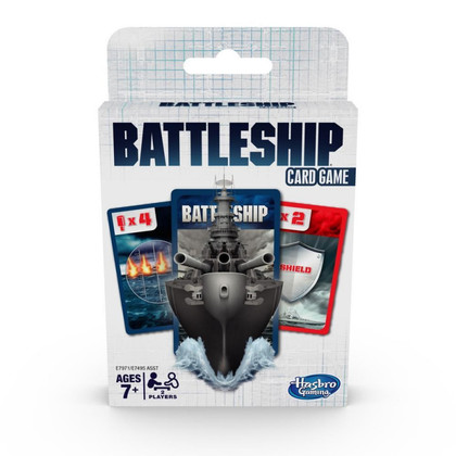 Gra karciana Battleship Card Game