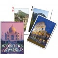 Karty 1517 Wonders of the World TAJ MAH