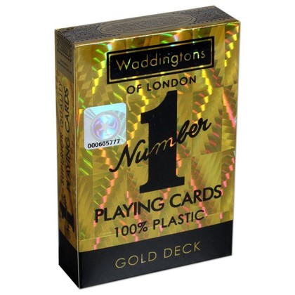 Karty Waddingtons No.1 Gold