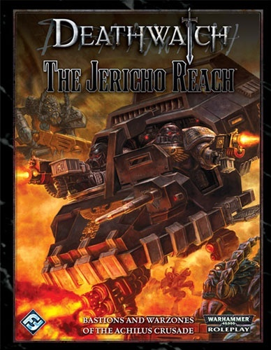 DEATHWATCH THE JERICHO REACH