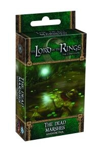 LORD OF THE RINGS - THE CARD GAME - Shadows of Mirkwood - THE DEAD MARSHES