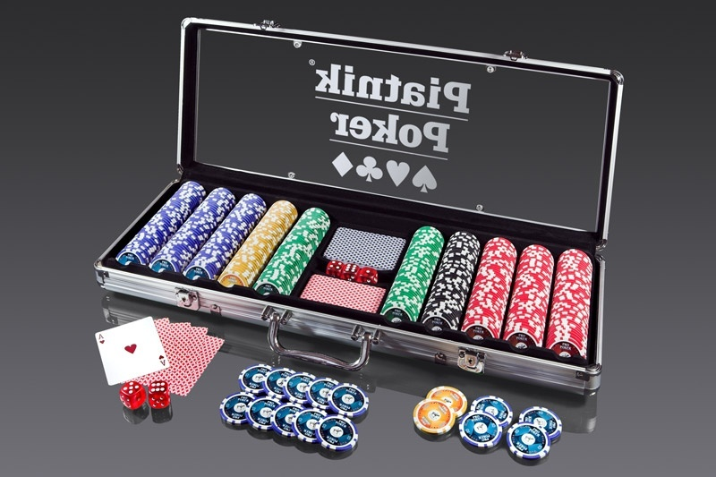 PIATNIK POKER SET 500