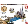 Puzzle 3D Manhattan Dream