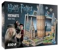 Puzzle Wrebbit 3D: Harry Potter Hogwarts - Great Hall