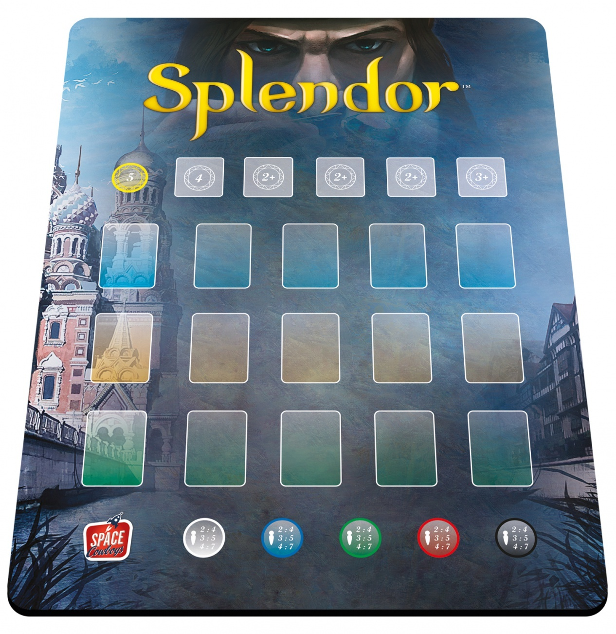 Splendor - mata do gry