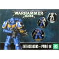 Warhammer 40 000 Intercessors + Paint set