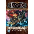 WARHAMMER FANTASY ROLEPLAY - DREADFLEET CAPTAINS