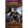WARHAMMER INVASION - The Bloodquest Cycle - SHIELD OF THE GODS