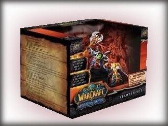 WORLD OF WARCRAFT MINI - 2 PLAYER STARTER SET